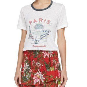 Isabel Marant Paris Tee Sz S